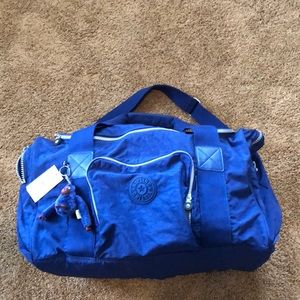 NWT Kipling duffle bag